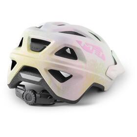 MET Eldar Helmet Barn iridescent white texture